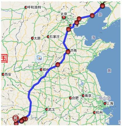 锦州到张家界火车/高铁/飞机/汽车/交通